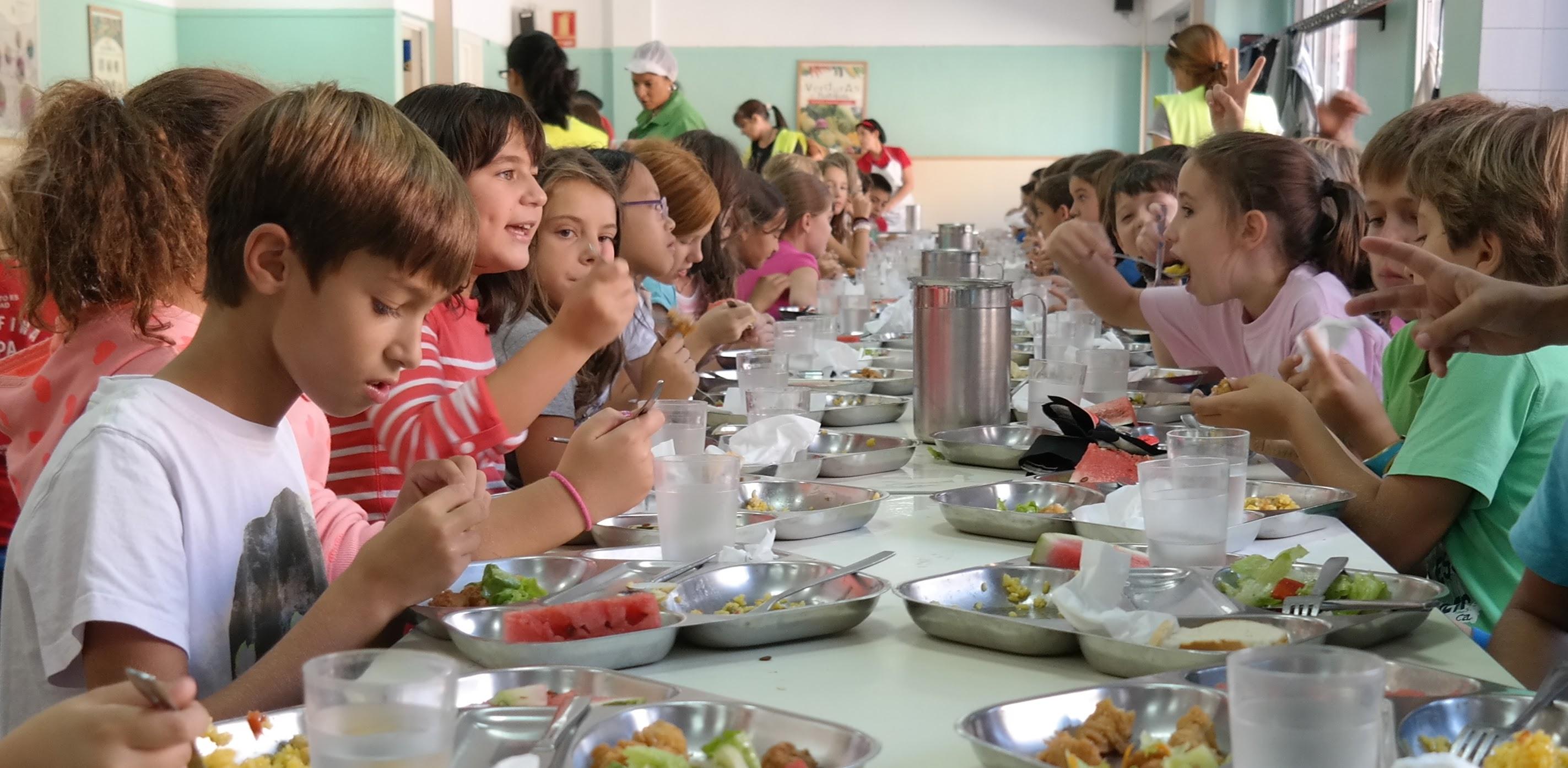 Comedores escolares ecológicos – FUHEM
