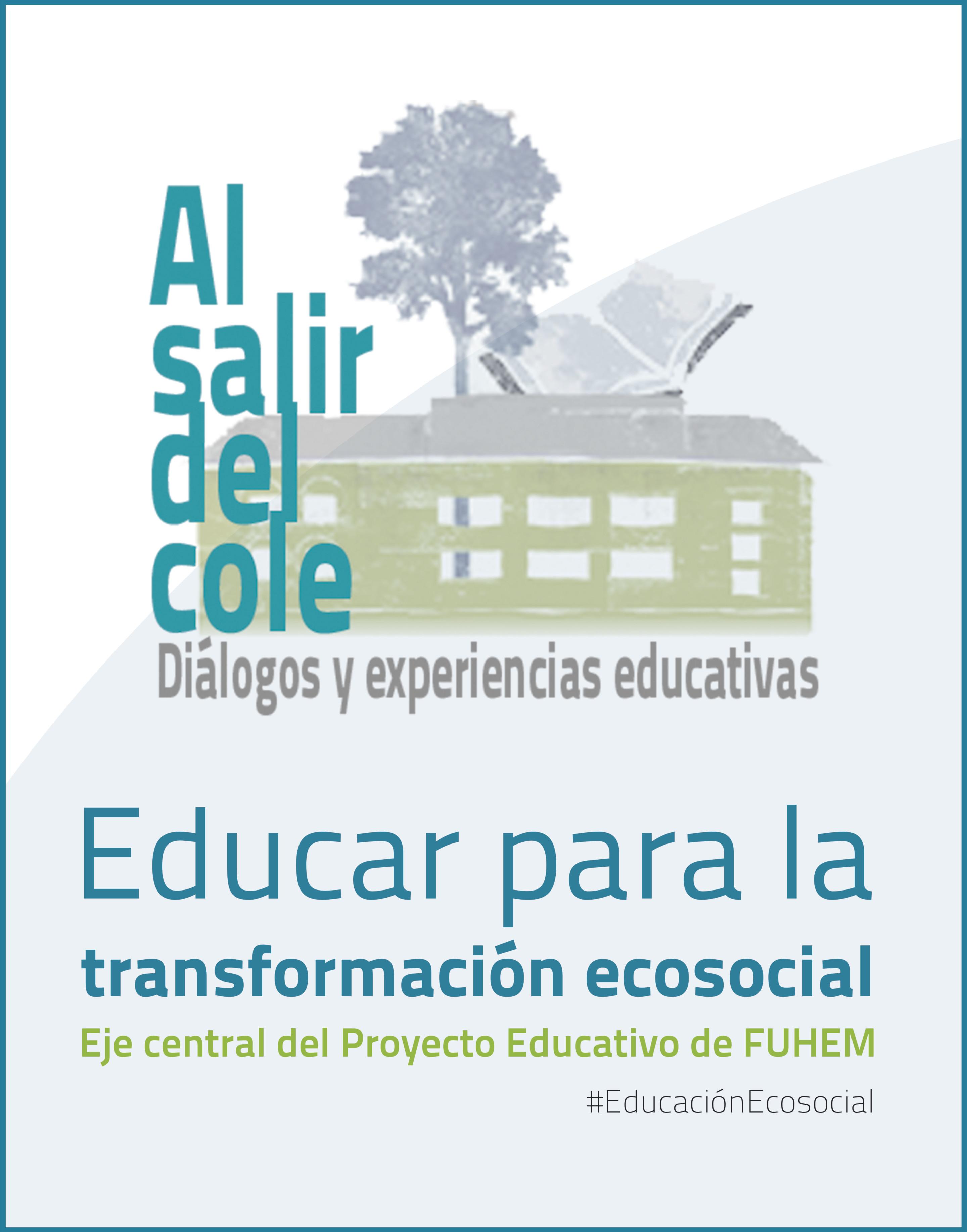 """58021688f Las sesiones de """"Educar para la transformación ecosocial"""" ya en video"""